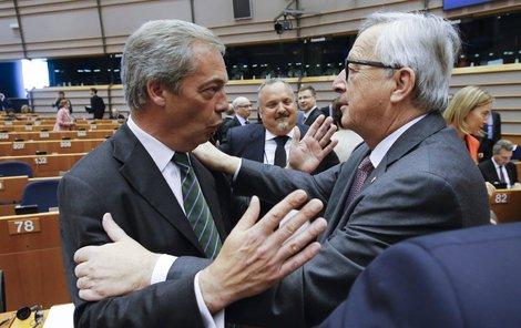 EU: Děkujeme, vypadněte!