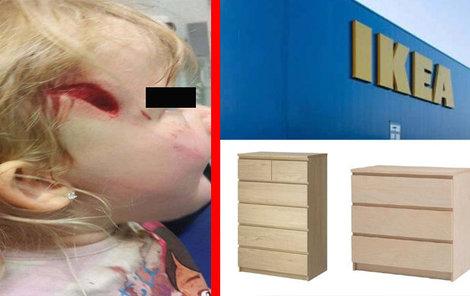 Komody z Ikea jsou velmi nebezpečné...