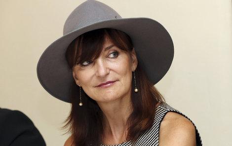 Módní návrhářka Beata Rajská