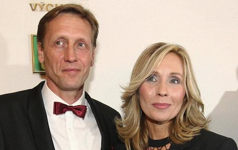 Tereza Pergnerová s Jiřím Chlebečkem jsou spolu už 11 let.