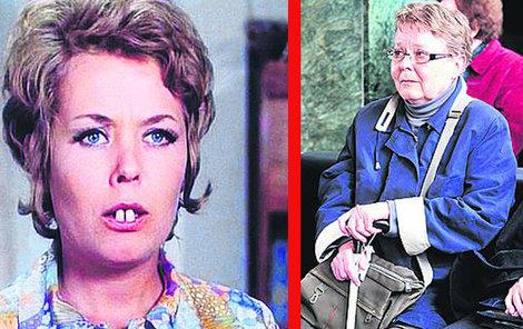 Herečka Jana Drbohlavová ztratila smysl života.