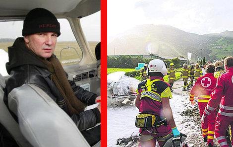 Na 60 hasičů likvidovalo požár motoru i za pomoci termokamery.
