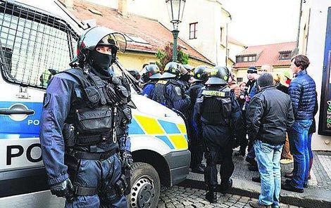 Novela dává policistům větší pravomoce.