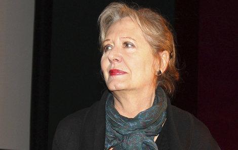 Režisérka Helena Třeštíková.