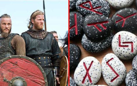 Vyzkoušejte si prastarou vikinskou magii.