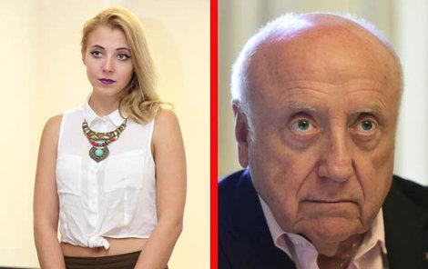 Táta zničil rodinu románkem s Lucií Gelemovou.