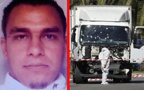 Mohamed Lahouaiej Bouhlel pil, fetoval a mlátil manželku.