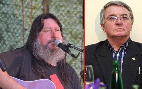 Známý písničkář Jindra Kejak zpíval synovi Davidovi do nebe.