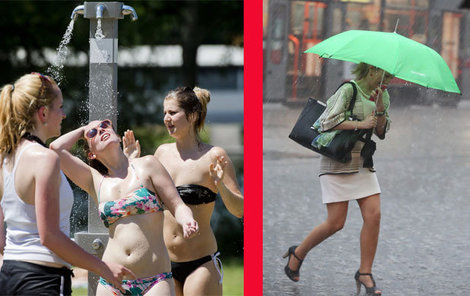 Meteorologové mají o srpnovém počasí zcela jasno.