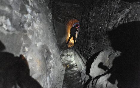 Jihlavské podzemí skrývá mnoho záhad.