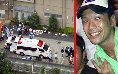 Satoši Uemacu chce svět bez postižených!