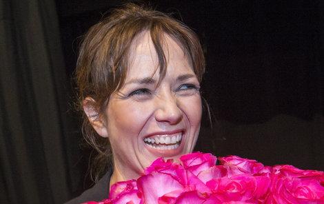 Tereza Kostková nedávno oslavila narozeniny.