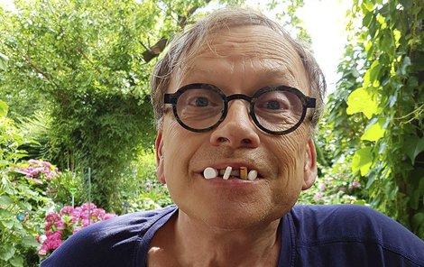 Tohle herec snídá každý den.
