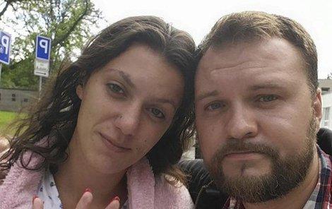 Veronika Zelníčková připsala k fotografii s přítelem dojemný vzkaz fanouškům.