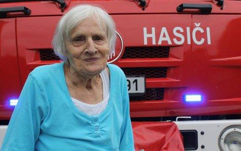 Marie Hasalová.