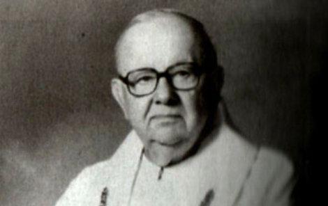 Páter František Ferda (1915 – 1991) začal léčit náhodou.
