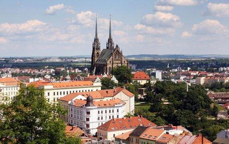 V Brně strávila Medřická první léta divadelní kariéry.