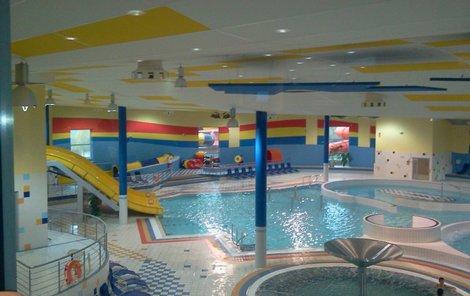 Bazén je od neštěstí zavřený do odvolání.