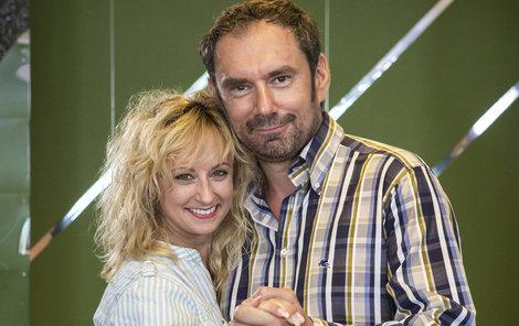Emanuele Ridi bude ve StarDance tančit s Lucií Hunčákovou.