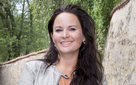 Jitka Čvančarová dostala hlavní roli bez konkurzu.