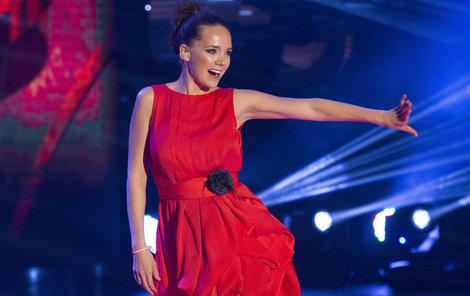 Vondráčková tvrdě zkouší na své české turné.