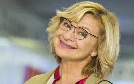 Nováček Jana Paulová se v seriálu představí jako Jarmila Kočková.
