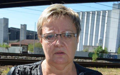 Zdravotní sestra Naděžda Tomčíková (56) seděla ve vlaku smrti.