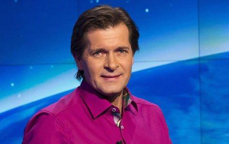 Moderátor Martin Pouva je na Nově oblíbený.