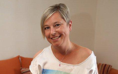 Ivana po prasknutí aneurysma každý den děkuje, že jí život dal ještě jednu šanci.