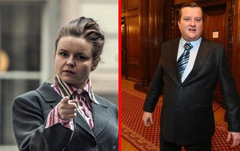 Manželka Tomáše Jeřábka nemá své konto!