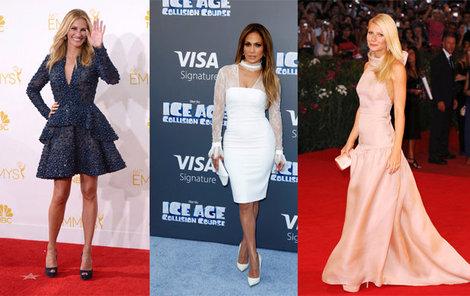 Kdo by to do nich řekl? S obdivovanými kráskami, jakými jsou Julia Roberts, Jennifer Lopez nebo Gwyneth Paltrow je prý velmi těžké vyjít.