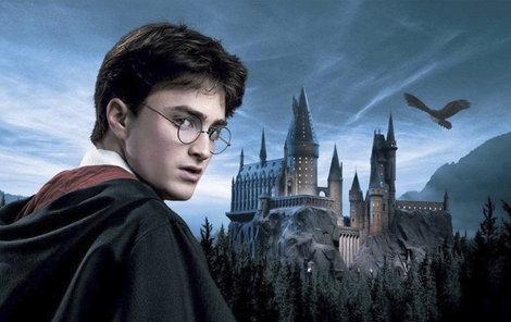 Harry Potter před Školou čar a kouzel v Bradavicích