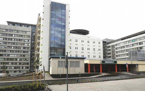 Fakultní nemocnice v Praze-Motole