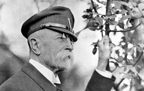To on se zasloužil o vznik Československa. Tomáš Garrigue Masaryk čte 26. října 1918 ve Filadelfii prohlášení o společných cílech dvanácti nových středoevropských zemí.