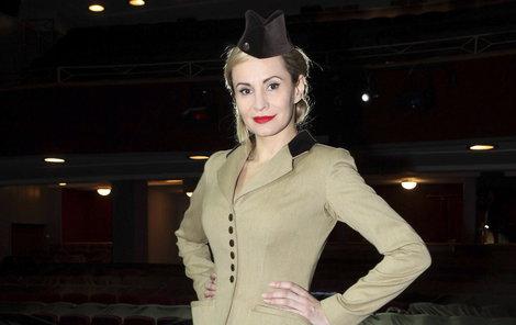 Absolonová se od září vrací plně do muzikálu Evita.