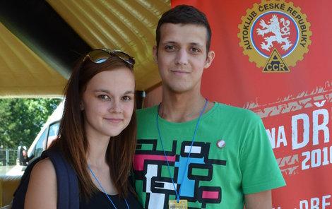 Denise podporuje přítelkyně Denisa (19).