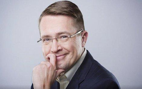 Roman Šmucler (47) prozradil tajemství českých celebrit.