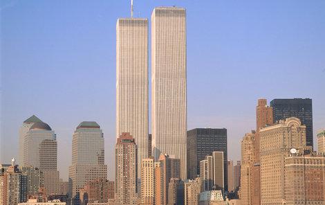 11. září 2001 - Do Světového obchodního centra narazila dvě letadla.