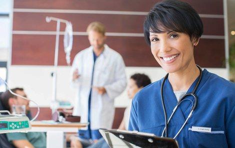 Na nových léčebných postupech pracují týmy po celém světě.