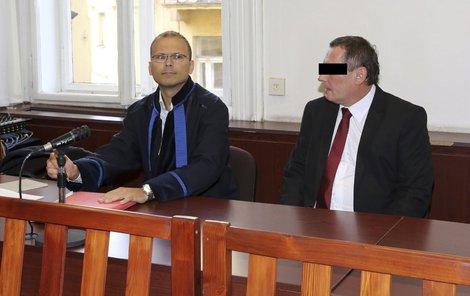 Jiří B. nařčení odmítá, Eva s ním prý měla sex dobrovolně.
