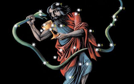 Hadonoš by měl být třináctým znamením horoskopu.