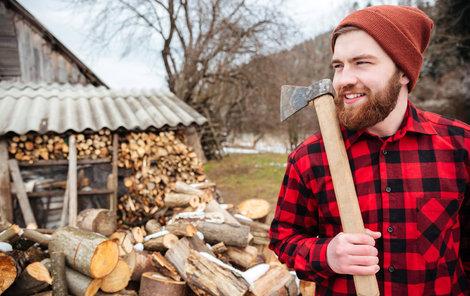 Dobrá sekera je základ úspěchu pro každého, kdo pracuje se dřevem.