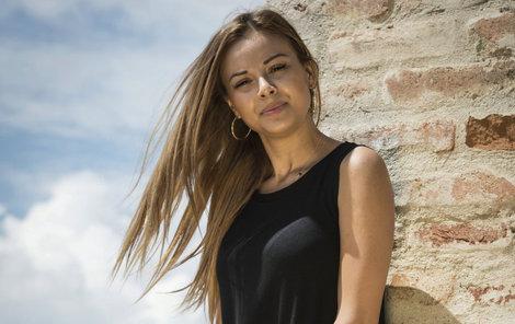 Monika Bagárová neměla lehké období.