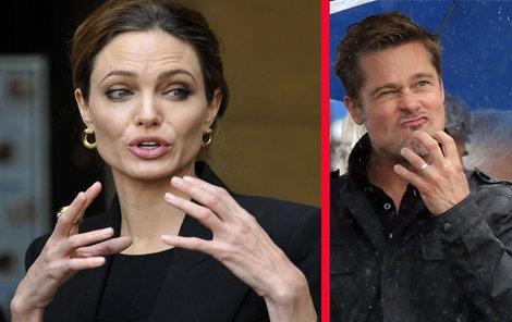 Angelina Brada pěkně namíchla.