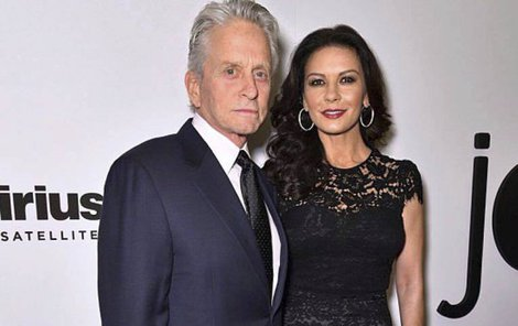 Michael Douglas s Catherine Zeta-Jones