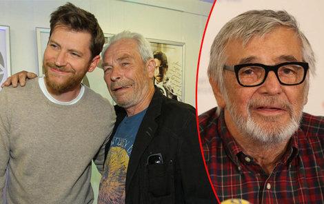 Bartoška ze seriálu odstoupil, ale »Švehlíci« museli mít stejné oči jako on.