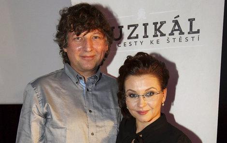 Dana a Petr mají přímo ukázkové manželství.