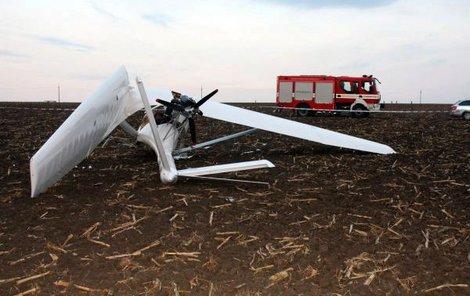 Cesta do oblak skončila smrtí pilota.