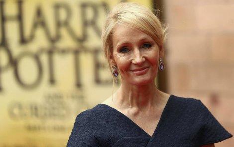 J. K. Rowlingová nebyla tak vzorná jako Hermiona či Harry.