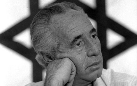 Dnes zemřel izraelský expremiér Šimon Peres (†93).